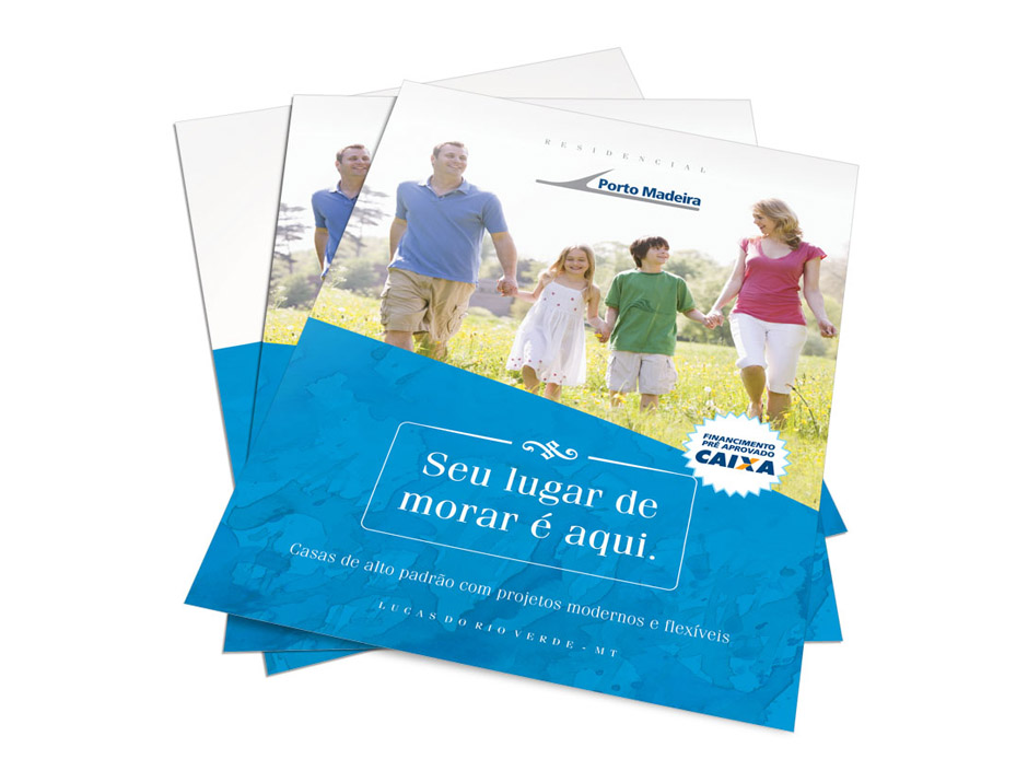 Folder Porto Madero