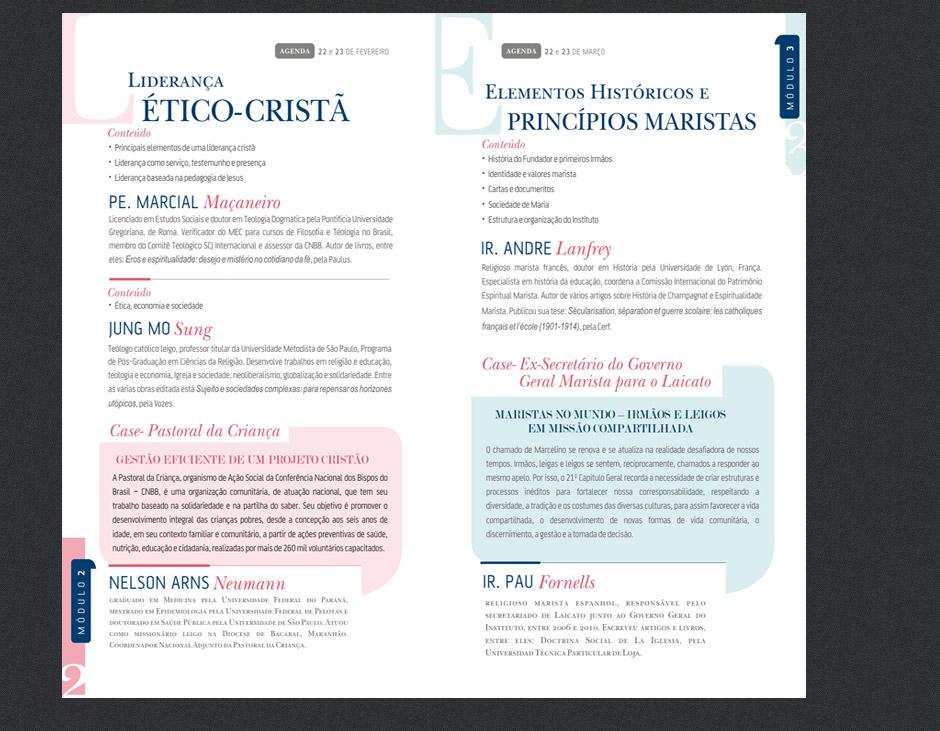 Folder Marista