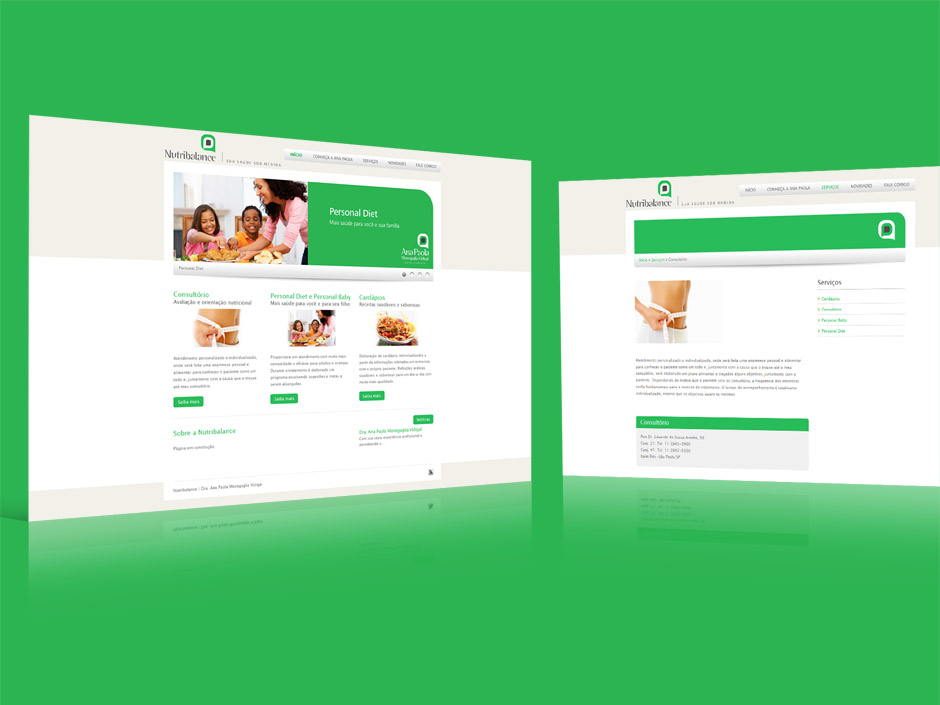 Website – Nutribalance